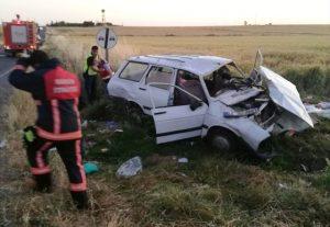 İki otomobilin çarpıştığı kazada 8 kişi yaralandı