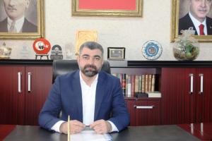 İl Başkanı Kılıç'ın 19 Mayıs Mesajı
