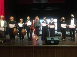 """İstanbul'dan Mardin'e """"Sevginin Dili"""" müzik konseri büyük beğeni aldı"""