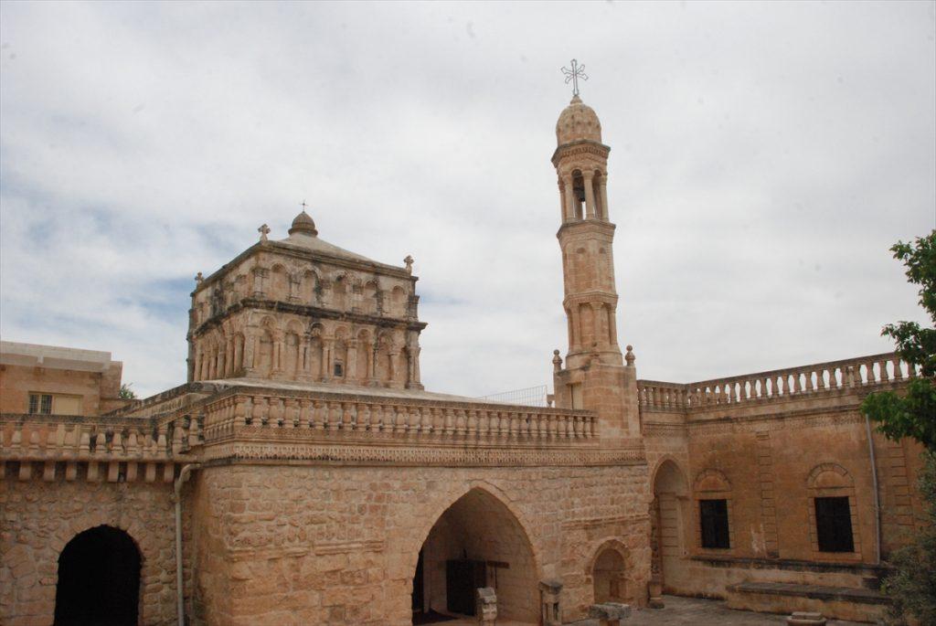 Mardin'de 9 kilise ve manastır UNESCO Dünya Mirası Geçici Listesi'ne girdi