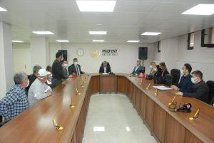 Midyat Belediyesi'nde çifte bayram