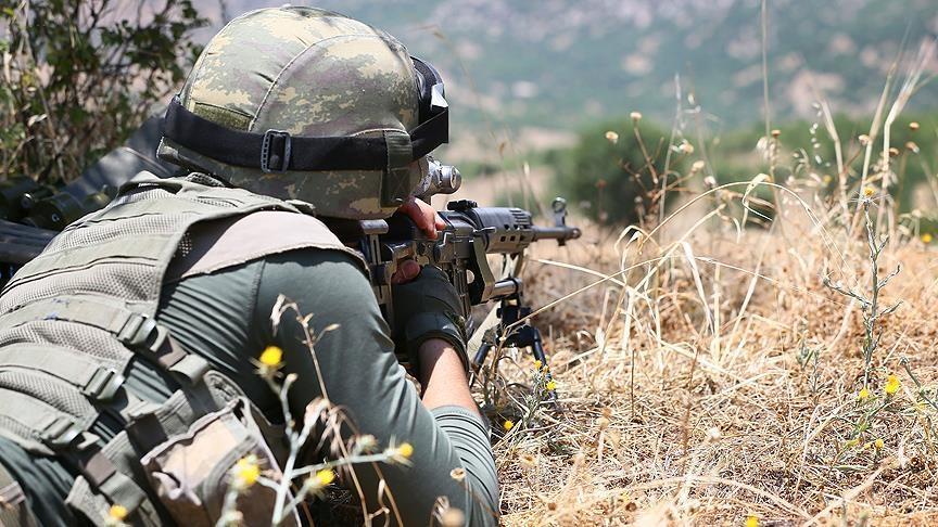 Nusaybin ilçesi kırsalında 7 terörist etkisiz hale getirildi