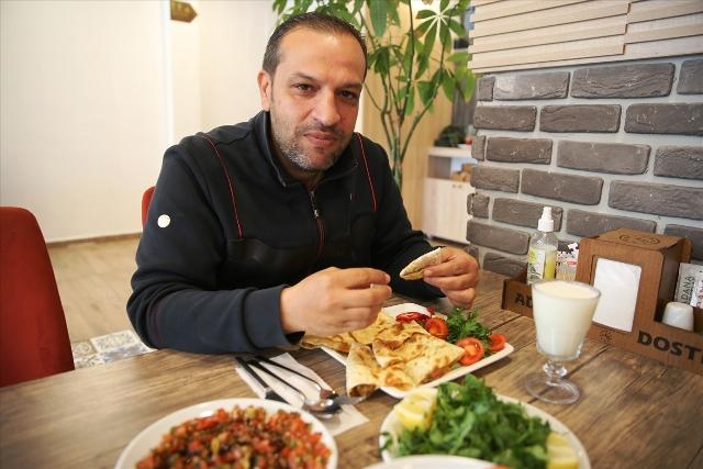 """""""Sembusek"""" paket servisle iftar sofralarına ulaştırılıyor"""