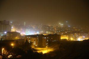Toz fırtınası hayatı olumsuz etkiliyor