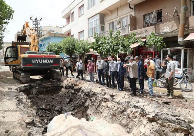 Vali Demirtaş: Projeleri yerinde görüp inceliyoruz