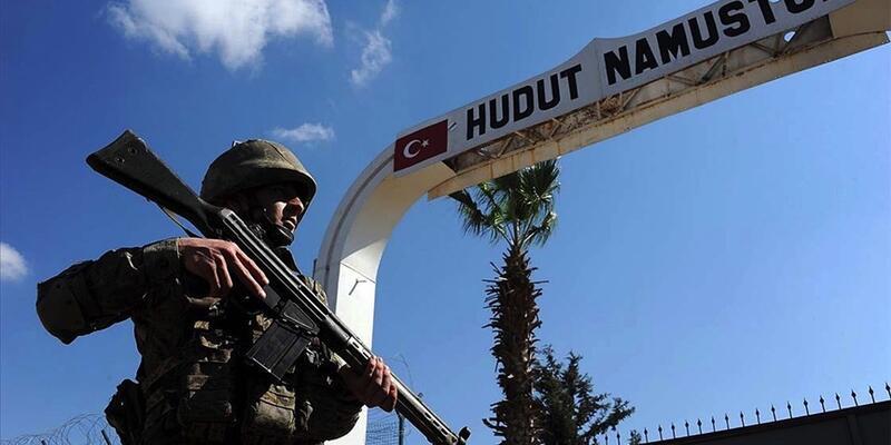 Suriye'den Türkiye'ye yasa dışı yollarla  girmeye çalışan 4 kişi yakalandı