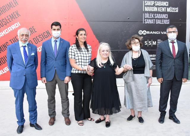 Muhteşem sergi Mardin'de sanatseverlerle buluştu