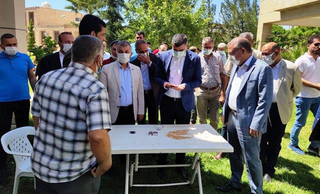 AK Parti Mardin İl Başkanı Kılıç Kızıltepe ilçesinde temaslarda bulundu