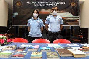 Midyat cezaevi için  kitap bağışı kampanyası