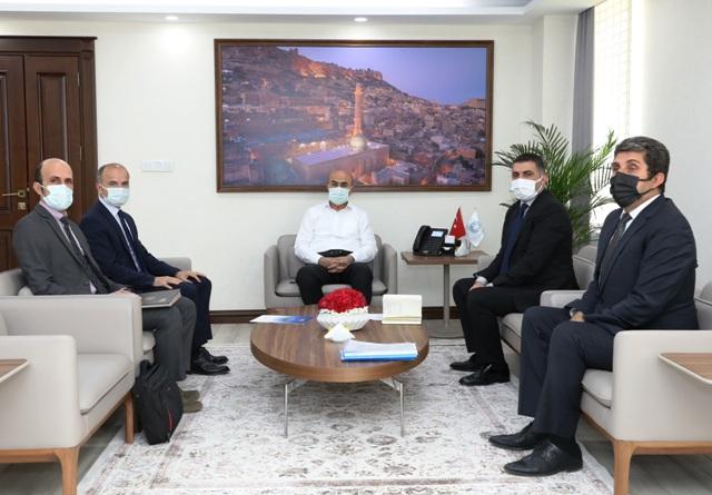 Mardin 2.OSB'de Yatırımlar Başlıyor
