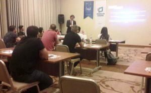 """""""Basın İşletmelerinde Bilgi Güvenliği ve Siber Güvenlik Bilinçlendirme Eğitimi"""" semineri başladı"""