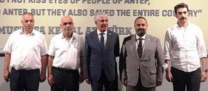 Güneydoğu Basını,  15 Temmuz'da  Gaziantep'te buluştu