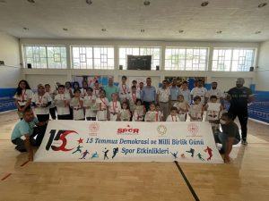 Mardin Masa Tenisinden Türkiye Tarihinde bir ilk