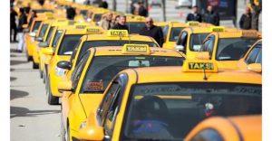 Yeni taksi plakaları için ihale yapılacak